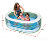 Дитячий надувний басейн Intex 57482 «Морські друзі», 163 х 107 х 46 см, фото 7