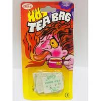 Оригінальний Розіграш Чай з Перчинкою Hot Tea Bag Прикол. Пакетик чаю гострий