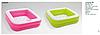 Детский надувной бассейн Intex 57100, розовый, 85 х 85 х 23 см, фото 6