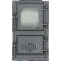 Дверца чугунная SVT 431, фото 1