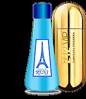Reni наливная парфюмерия  449 версия 212 VIP Carolina Herrera