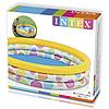 Детский надувной бассейн Intex 58439 «Геометрия», 147 х 33 см, фото 6
