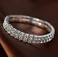 Ошейник-ожерелье из горного хрусталя для собак мелких пород, фото 1