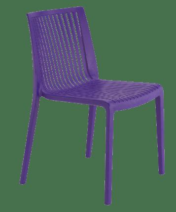 Стул Papatya Cool пурпурный, фото 2