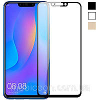 Защитное стекло iPaky Xbillion 3D Full Glue для Huawei Y5 2018, Honor 7A Black