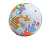 Детский надувной бассейн Intex 59469 «Аквариум» с мячом и кругом, 132 х 28 см, фото 5