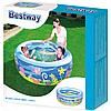 Дитячий надувний басейн BestWay 51028, 152 х 51 см, фото 3