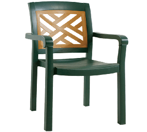Кресло Papatya Адмирал зеленый, фото 2