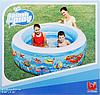 Детский надувной бассейн BestWay 51121 «Аквариум», 152 х 51 см, фото 3