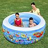 Детский надувной бассейн BestWay 51121 «Аквариум», 152 х 51 см, фото 9