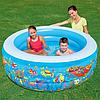 Детский надувной бассейн BestWay 51121 «Аквариум», 152 х 51 см, фото 10