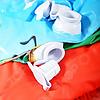 Детский надувной бассейн Bestway 91008 «Микки Маус», 262 х 175 х 51 см, фото 5