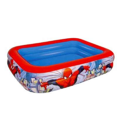 Дитячий надувний басейн BestWay 98011 «Людина-Павук», 201 х 150 х 51 см