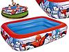 Дитячий надувний басейн BestWay 98011 «Людина-Павук», 201 х 150 х 51 см, фото 3