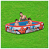 Дитячий надувний басейн BestWay 98011 «Людина-Павук», 201 х 150 х 51 см, фото 10