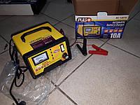 Зарядное устройство импульсное для АКБ Pulso ВС-12610 6-12V, 0-10А, 10-120AHR, LED стрел.индик, фото 1