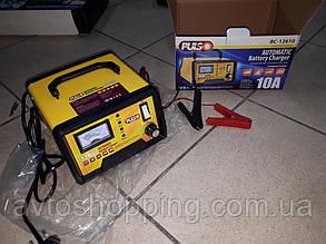 Зарядное устройство импульсное для АКБ Pulso ВС-12610 6-12V, 0-10А, 10-120AHR, LED стрел.индик