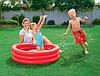 Детский надувной бассейн BestWay 51024, розовый, 102 х 25 см, фото 5