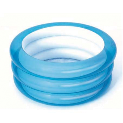Дитячий надувний басейн BestWay 51033, блакитний, 70 х 30 см