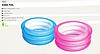 Дитячий надувний басейн BestWay 51033, блакитний, 70 х 30 см, фото 4
