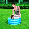 Дитячий надувний басейн BestWay 51033, блакитний, 70 х 30 см, фото 7