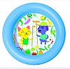 Детский надувной бассейн BestWay 51061, голубой, 61 х 15 см, фото 2