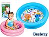 Детский надувной бассейн BestWay 51061, голубой, 61 х 15 см, фото 4