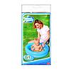 Детский надувной бассейн BestWay 51061, голубой, 61 х 15 см, фото 6