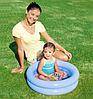 Детский надувной бассейн BestWay 51061, голубой, 61 х 15 см, фото 8