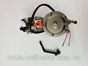 Газовый редуктор на мотоблок и генератор 168F, 170F