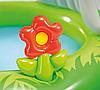 Детский надувной бассейн Intex 57122 «Королевский Замок», 122 х 122 см, фото 3