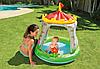 Детский надувной бассейн Intex 57122 «Королевский Замок», 122 х 122 см, фото 7