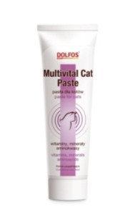Витаминная паста для кошек Dolfos Multivital Cat 100 гр