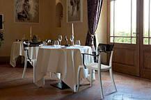 Кресло Papatya Hera-K белое сиденье, верх белый, фото 2