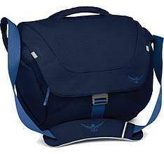 Сумка Osprey Flap Jill Courier (17л), синяя