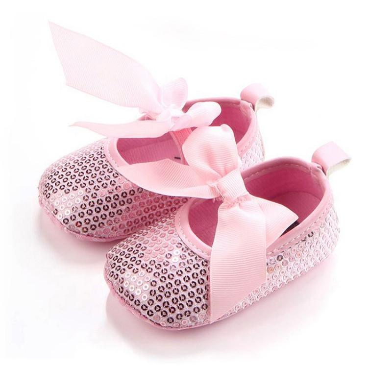 Нарядные туфельки-пинетки для малышки 12 см.