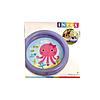 Дитячий надувний басейн Intex 59409, фіолетовий, 61 х 15 см, фото 4