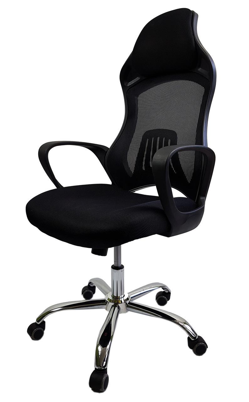 Офисное кресло Eclipse D38 Black