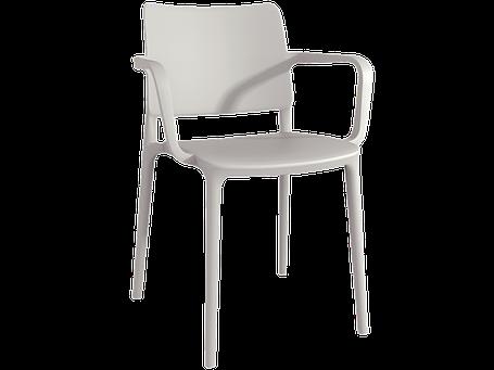 Кресло Papatya Joy-K тепло-серый, фото 2