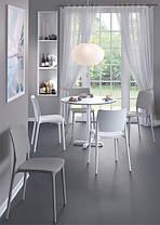 Кресло Papatya Joy-K тепло-серый, фото 3