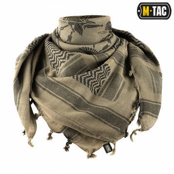 M-TAC ШАРФ ШЕМАГ SPARTAN FOLIAGE GREEN/BLACK