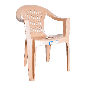 Кресло пластиковое Irak Plastik Bahar EKO Тик