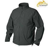 Куртка HELIKON-TEX COMMANDER - Shark Skin Windblocker - Jungle Green bf70f0c1161
