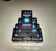 Автосканер диагностика ELM 327 V1.5 OBD2 mini Bluetooth nexpeak nx 101