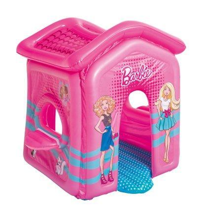 Надувной игровой домик Bestway 93208 «Барби» 150 х 135 х 142 см