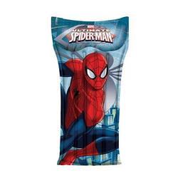 Надувной матрас Bestway 98005 «Spider Man», 119 х 61 см