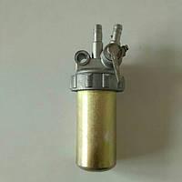Топливный кран стакан железный R190, фото 1