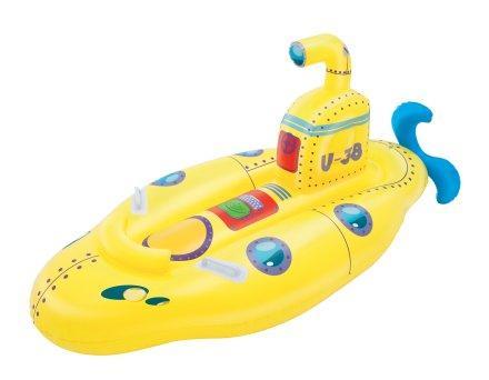 Надувная лодка-плотик Bestway 41098 «Субмарина», 165 х 76 см