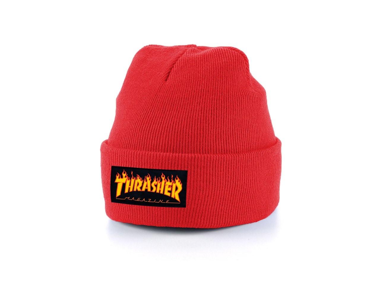 Мужская теплая шапка Thrasher универсальный размер