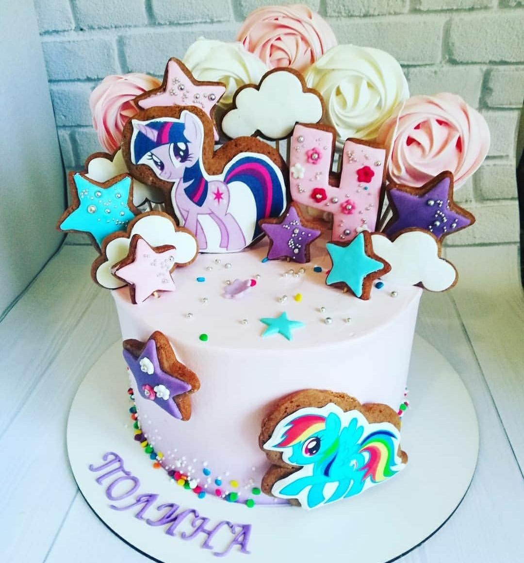Торт  Пони 2